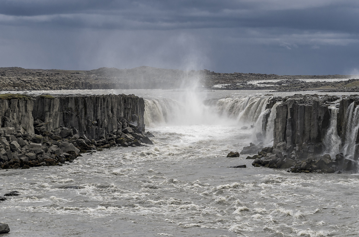 De Sellfos waterval.