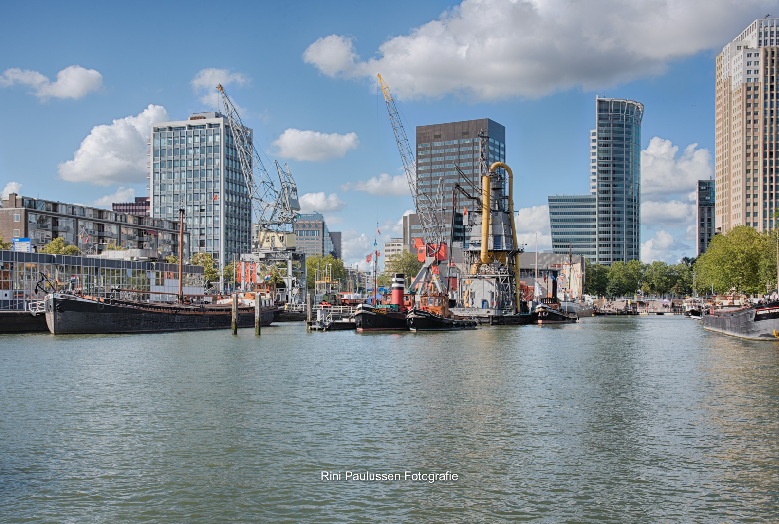 Rotterdam: Oude Haven